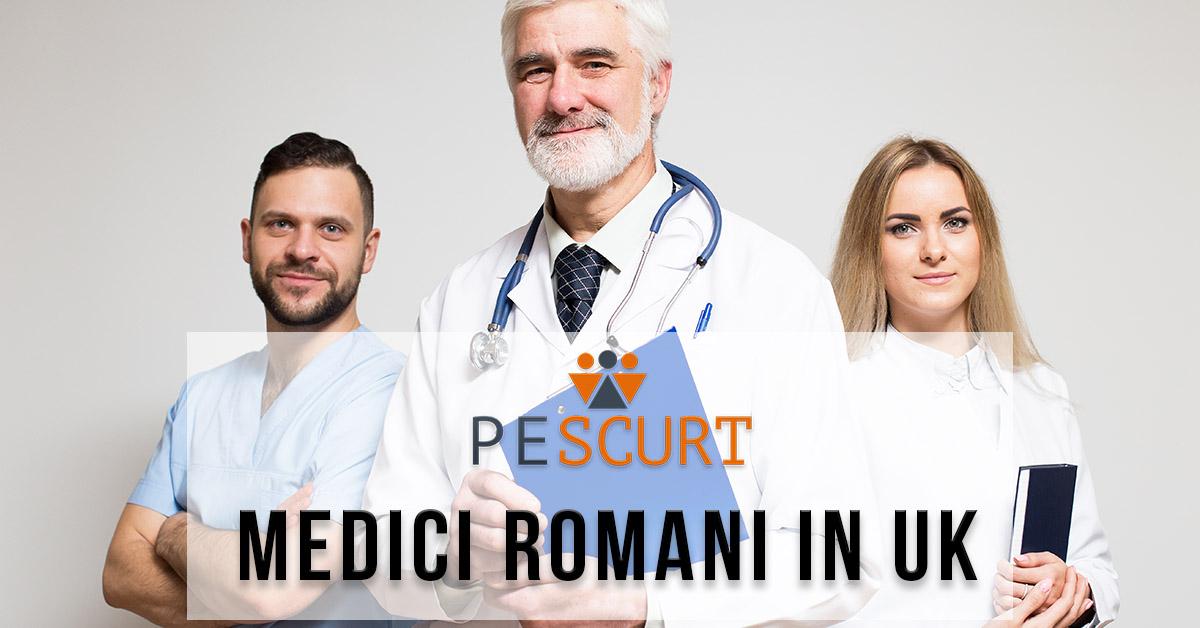 Medici Romani in UK